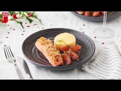 recette-findus-pavés-de-saumon-atlantique-en-croûte-de-noisettes
