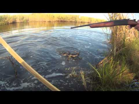 GoPro HD Texas Alligator Hunting