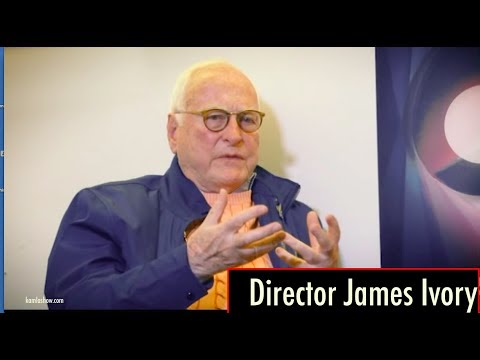 James Ivory on Films, Ismail Merchant &, India