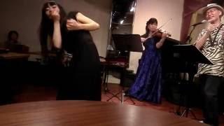 2016.7.7『ARt-Ensemble-GReeN☆七夕コンサート』 可知日出男(作曲、サ...