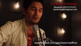 Emptiness Acoustic Gajendra Verma tune mere jaana   YouTube