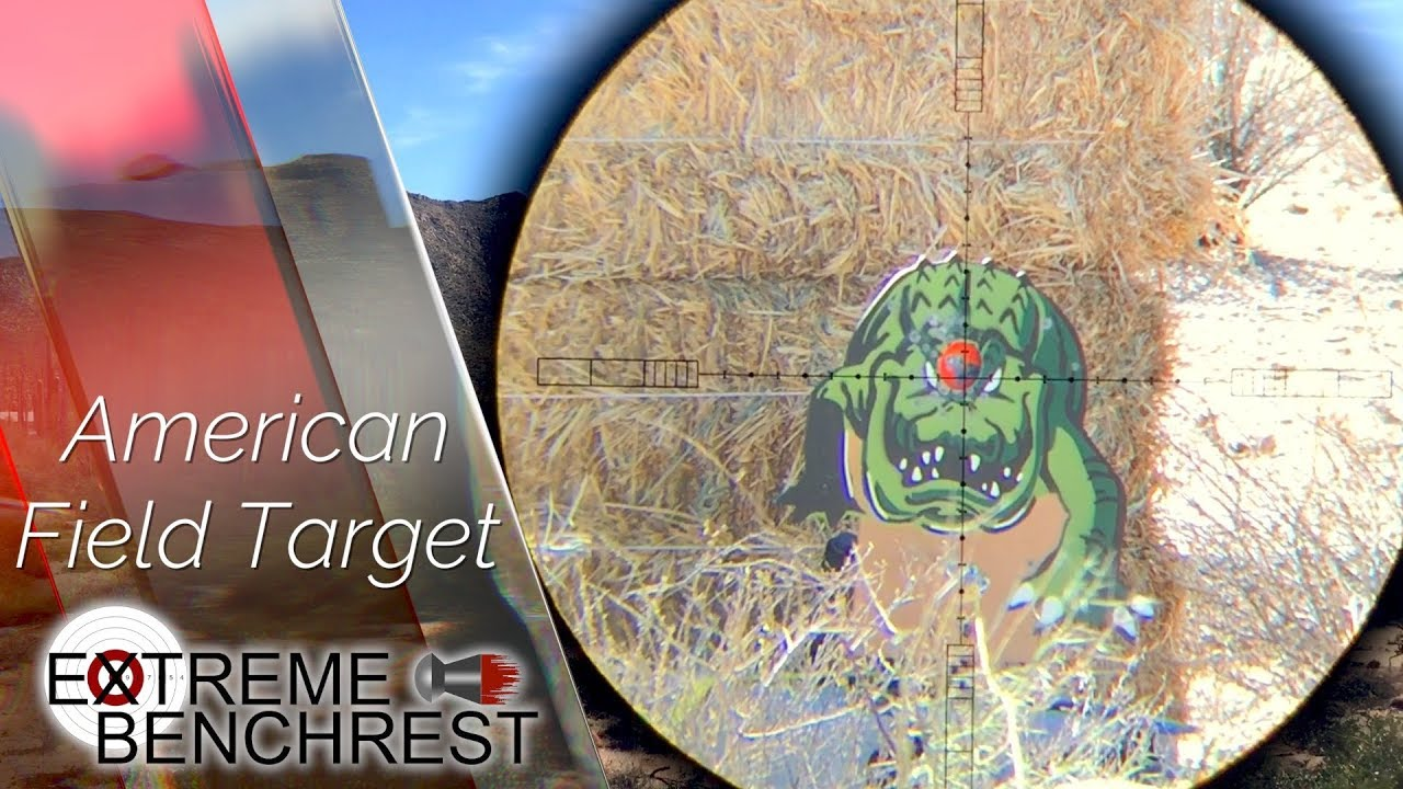 AMERICAN Field Target Airgun Competition @ Extreme Benchrest