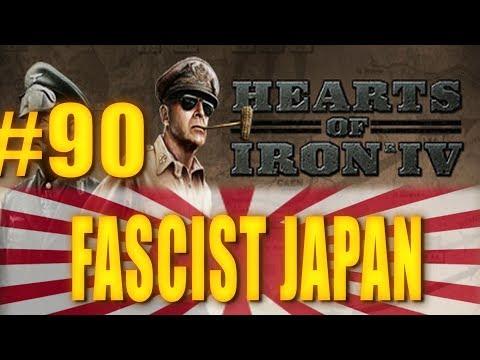 FASCIST JAPAN - Hearts of Iron IV Gameplay #90