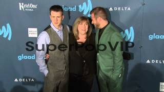 Chris Evans, Scott Evans at 24th Annual GLAAD Media Award...