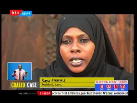 Lamu's Coaled Case 2017/07/30