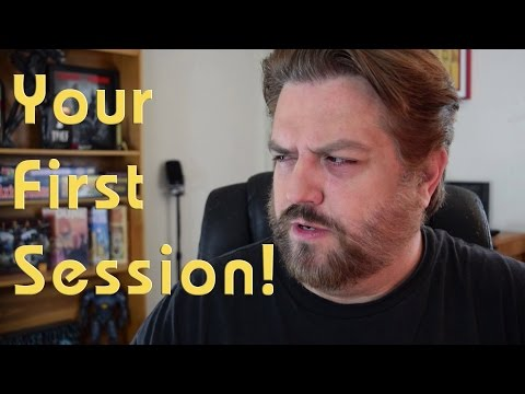 Your First Session, Running the Game #2