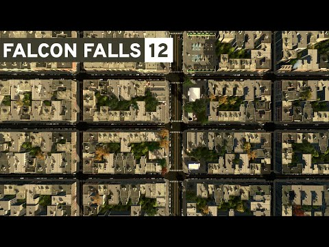 Cities Skylines - Falcon Falls | Part 12 - A New Project