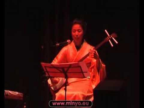 Japanese Traditional Music (Minyo) — 宮津節, Miyazu bushi by The Sakura Ensemble