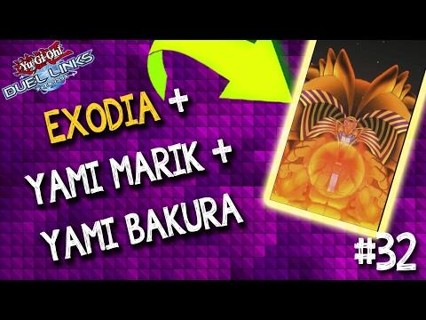 Vazou!! Exodia no Yu-Gi-Oh! Duel Links! + Yami Marik, Yami Bakura + Yugi Muto e suas animações!