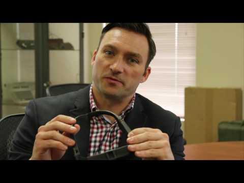 NuEyes ODG smartglasses for visually impaired