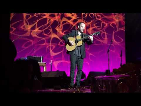 Dave Matthews - Samurai Cop (Joy Begin) LIVE