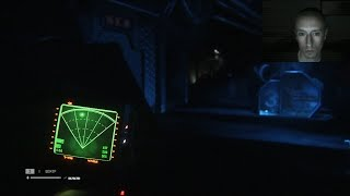 Alien: Isolation Singleplayer (with webcam)