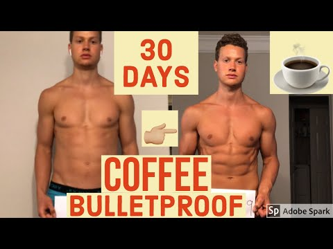 I Drank Bulletproof Coffee Every Day for 30 Days! Results / Benefits | LEGIT??