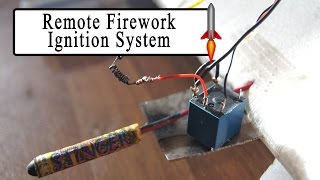 RC Firework Ignition System for RC Airplane - RCLifeOn