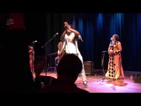 Bassekou Kouyate & Ngoni Ba @  BIMHUIS Amsterdam 2016-XI-9