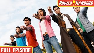 Nightmare In Amber Beach 😴 Dino Super Charge 🦖 FULL | E03 ⚡ Power Rangers Kids ⚡ Action for Kids