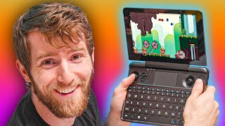 The Handheld GAMING PC - GPD Win Max