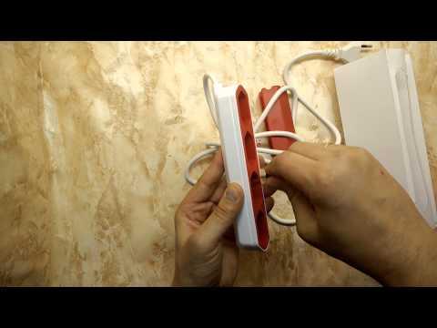 Обзор PowerBar отличный и тонкий удлинитель от Allocacoc