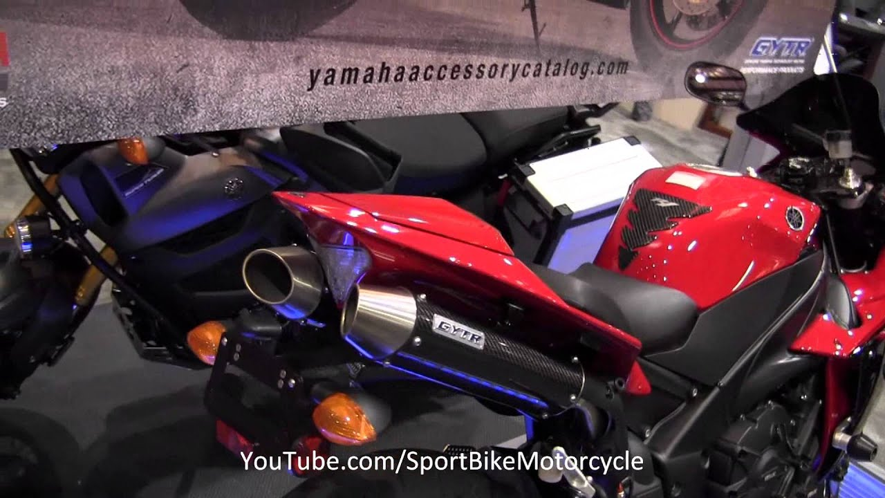 High performance motorcycle carbon fiber slip on exhaust