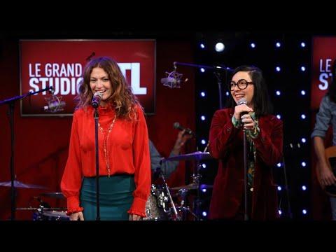 Brigitte - À bouche que veux-tu (LIVE) - Le Grand Studio RTL