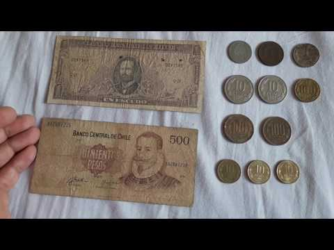 MY COLLECTION: CHILE PESO Coins & Banknotes [June 2020]