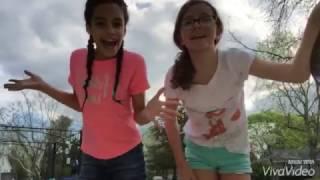 Gymnastics Routine | Hannah the Gymnast