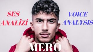 Gambar cover Mero Ses Analizi (Yeni Bir Yıldız !) ⭐