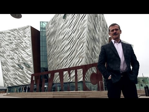 An Astronaut's Guide to Titanic Belfast