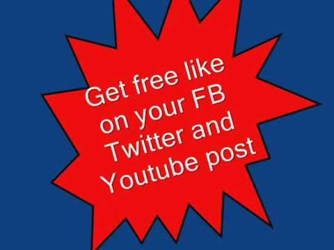 Facebook post Free like and Earn money