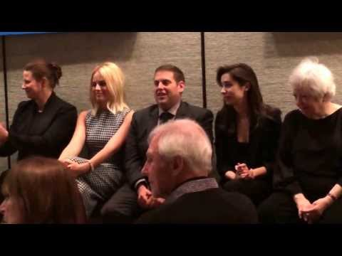 'The Wolf of Wall Street' Q&A with Margot Robbie, Jonah Hill & Matthew McConaughey