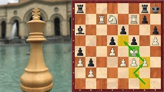 In The Endgame The King Is The Strongest Attacking Piece