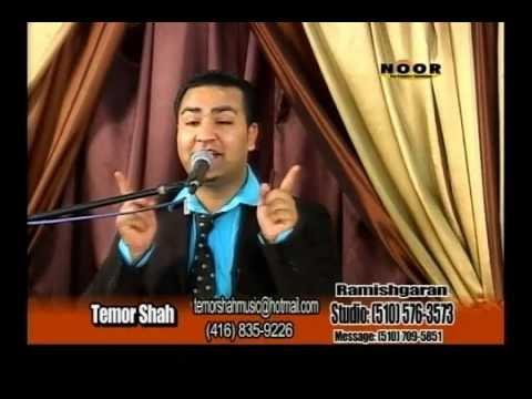 "Temor Shah - ""Saracha & Mazar"" (LIVE) Promotions & Publicity By. Noori Productions [Tabaz Noori]"