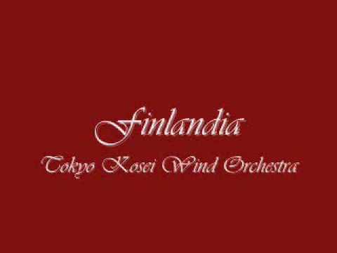 Finlandia.Tokyo Kosei Wind Orchestra.