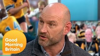 Lawrence Dallaglio on How Rugby Helped With the Grief of Losing His Sister | Good Morning Britain