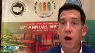 Smart City Policy Summit Update from the US Conference of Mayors