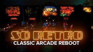 So Retro: Classic arcades get a reboot