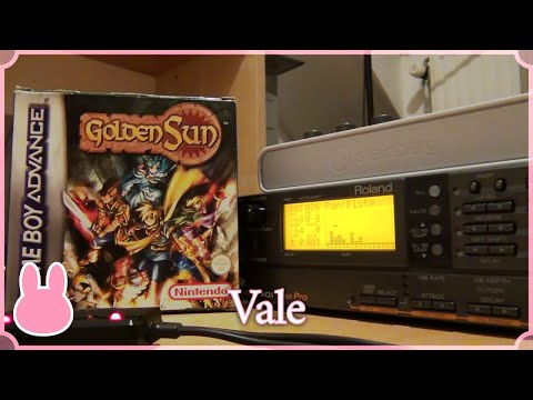 Golden Sun Restored OST - Vale