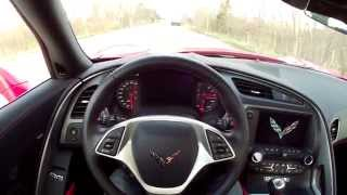 2014 Chevrolet Corvette Stingray by Lingenfelter - WR TV POV Test Drive
