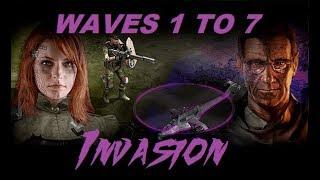 War Commander - Invasion Waves 1 To 7.