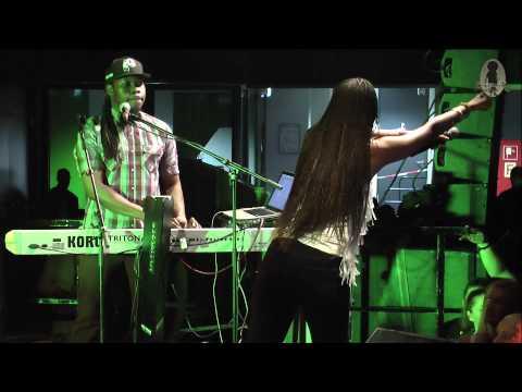 Alaine feat. Dean Fraser & blak soil band - live in Dortmund