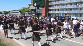 Chesapeake Caledonian Pipes & Drums 2013: A Year in Review