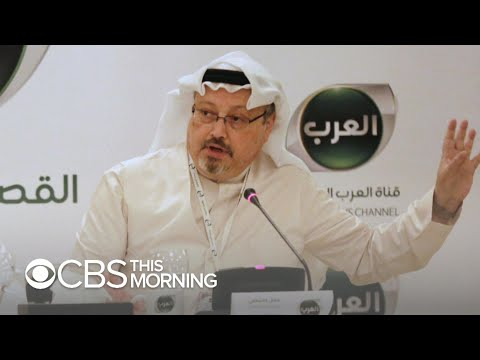 Calls for investigation into missing Saudi journalist Jamal Khashoggi