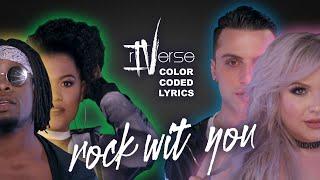 rIVerse - Rock Wit You (Color Coded Lyrics)
