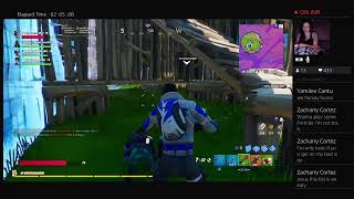 COME WATCH YOUR GIRL PLAY FORTNITE