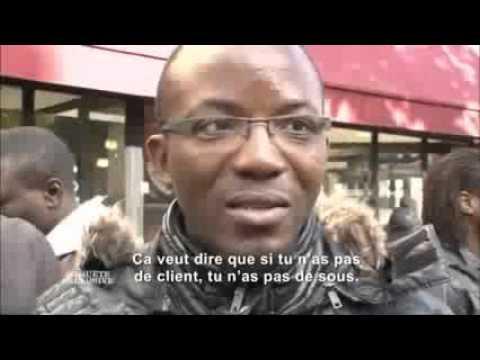 La Vie des Africains de Paris  Etonnante!