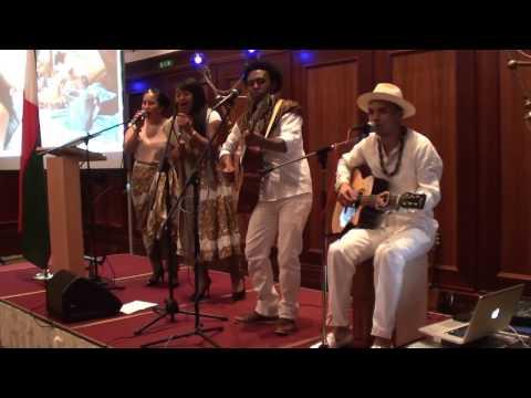Bakomanga Hotel Adlon Berlin - Madagascar treasure island night