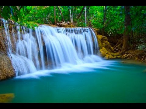 WATERFALL | Nature's Best White Noise For Relaxation ...