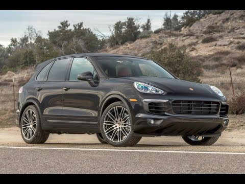 Porsche Cayenne 2017 Car Review