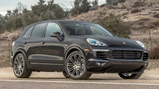 Porsche Cayenne 2017 Car Review thumbnail