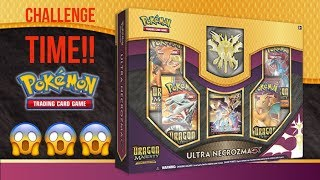 ULTRA NECROZAMA GX DRAGON MAJESTY BOX OPENING!! POKÉMON TRADING CARD GAME!